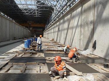 High Alumina Cement Concrete